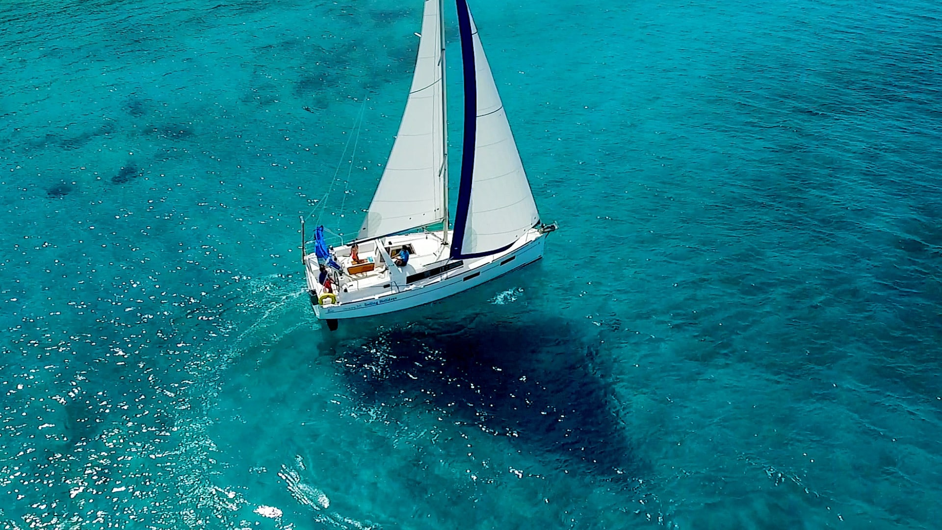 Sailing Holidays Ionian Flotilla Promo Video