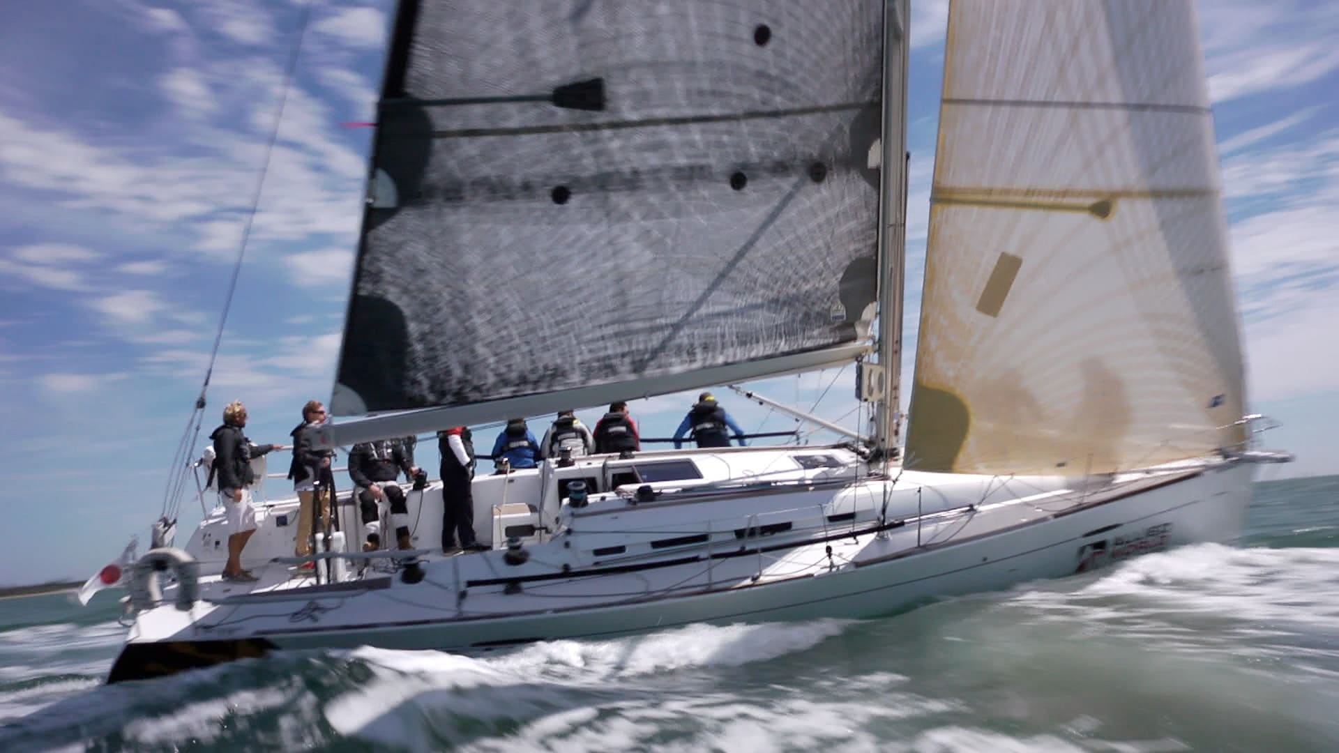 O2 think big regatta