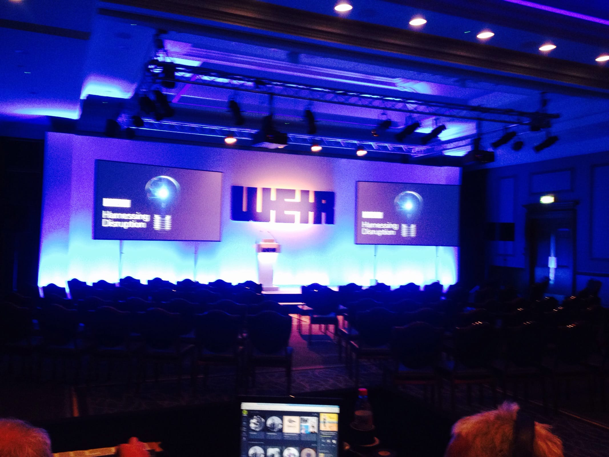 Gleneagles hotel Weir group international management conference