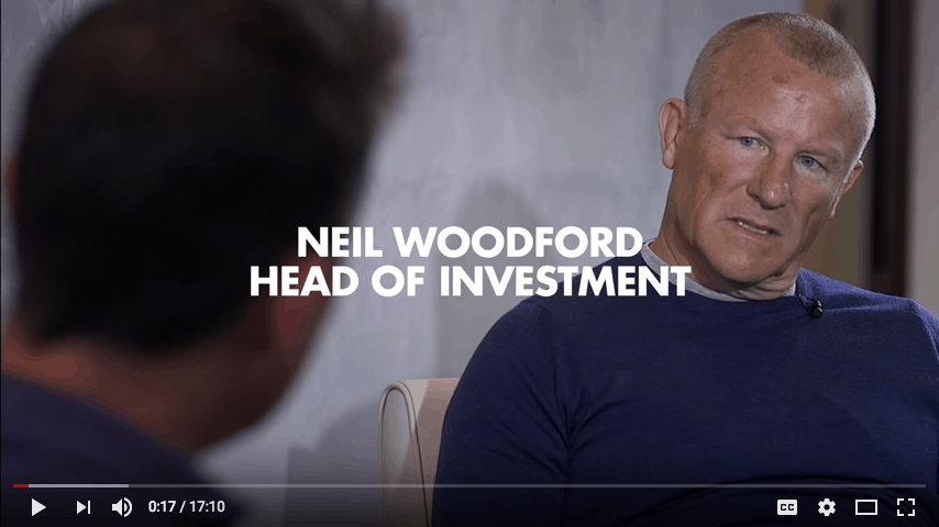 Woodford Fund Filming