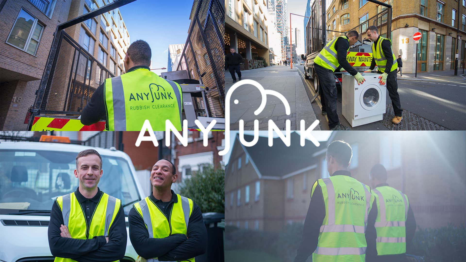 Photoshoot for Anyjunk
