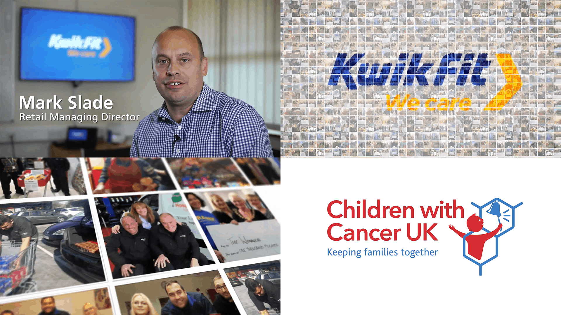 KwikFit Charity Video